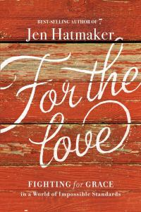 For the Love book cover