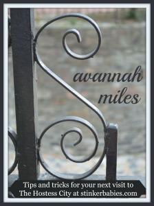 savannah smiles pin