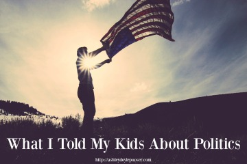 blog kids politics