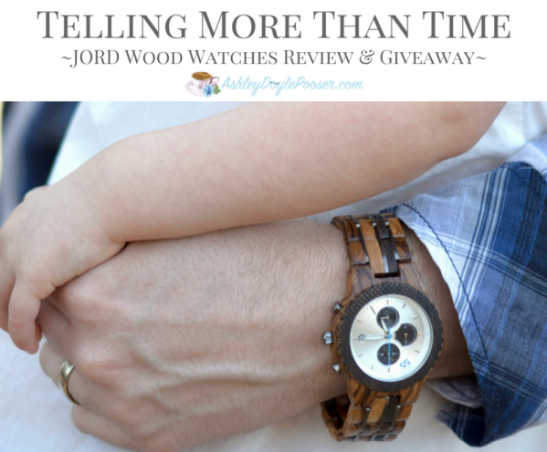 JORD wood watches tell more than time